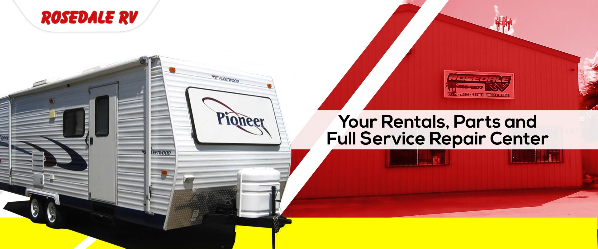 Rosedale RV || Your Bakersfield RV Rentals, Parts, And Full
